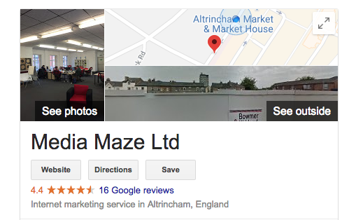 How To Make The Most Of Your Google My Business Listing