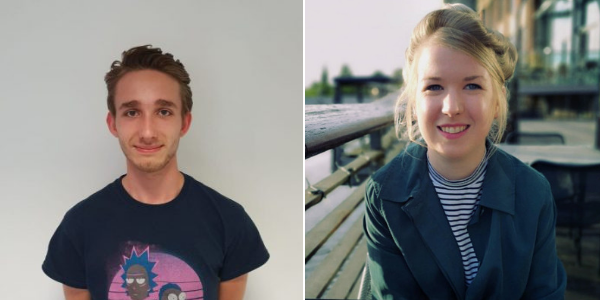 The Media Maze team grows by two! Meet our newest additions